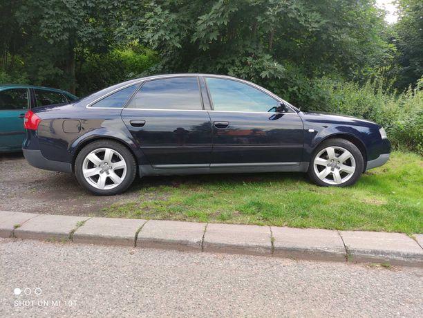 SPRZEDAM! Bardzo zadbaną Audi a6 C5 z silnikiem 1.9 TDI 1998r.