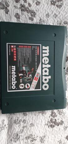 Młot udarowo-obrotowy METABO akumulatorowy