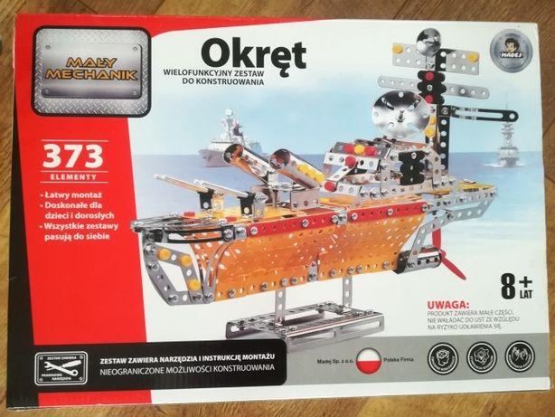 Okręt wielofunkcyjny zestaw do konstruowania 373 elementy