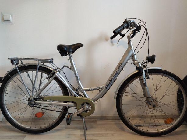 Rower miejski Alu City Star 28 cali