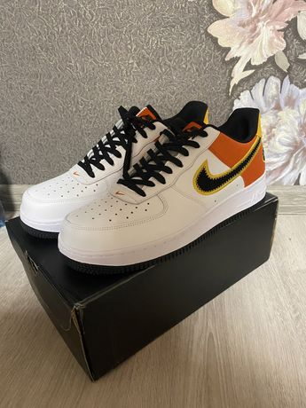 43р! 100% Оригинал кроссовки кеды Nike Air Force Raygan jordan low