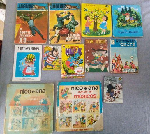 Livros Banda Desenhada