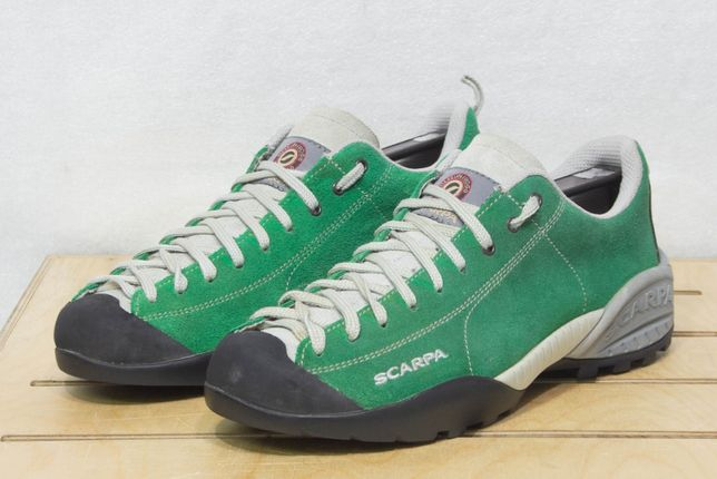 scarpa mojito 40 - 26 см кроссовки мужские туристические трекинговые