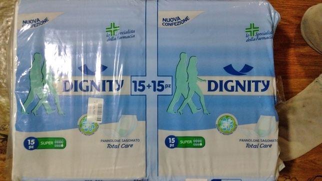Памперси. Урологічні прокладки 30 шт розмір L для дорослих.