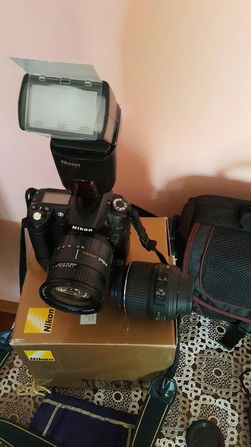 Nikon D 90 - zestaw.