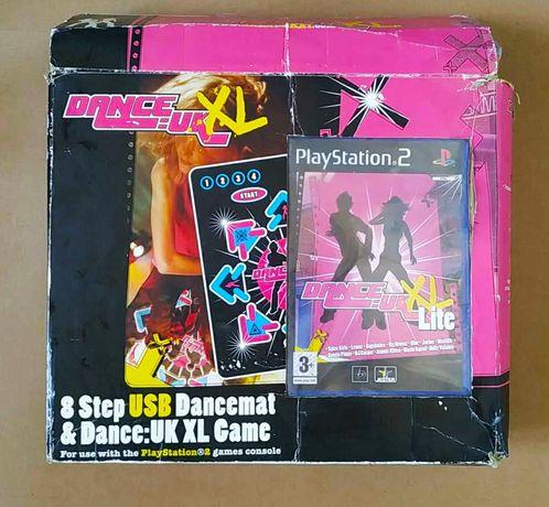 Танцевальный коврик для Sony Playstation 2