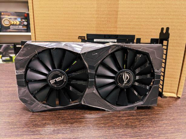 Видеокарта Asus ROG Geforce GTX 1650 Strix 4Gb Гарантия/Опт/Дроп