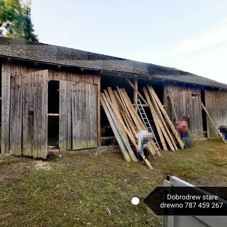 Rozbiórki stodół szop skup starego drewna darmowa wymiana desek