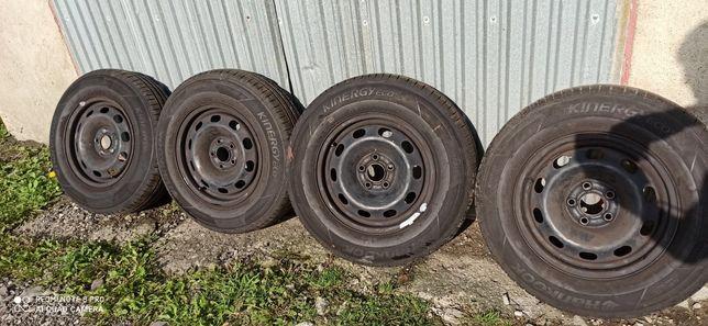 Felgi R 14 5x100 + Opony Letnie R14/80/175