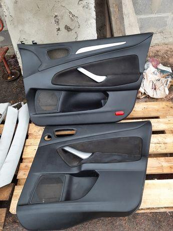 Салон карти  сидіння  ручки  потолок пластик Мондео 4 Мк4 Ford Mondeo