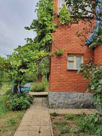 Продам Дачный участок с двухэтажным домом.