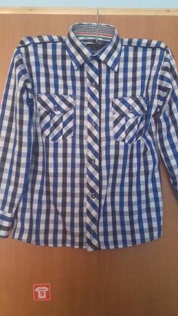 Koszula chlopieca 122