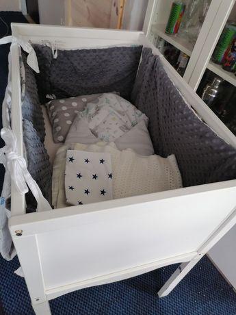 Zestaw dla dziecka +łóżeczko gratis.