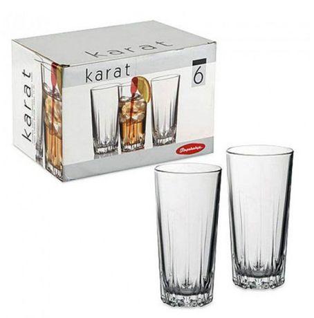 Набор стаканов KARAT Pasabahce 52888 - 350 мл, 6 шт