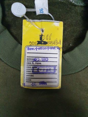 Dresy ocieplacze wojskowe