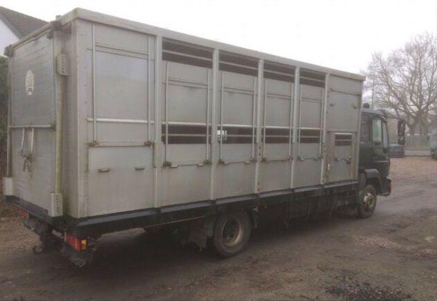 Перевозка животных скотовоз