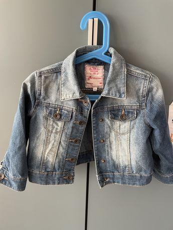 Ubrania dla dziewczynki 98-116