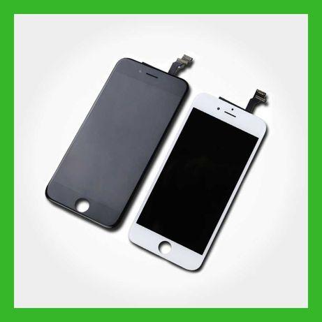 Дисплей iPhone 6 6 Plus Модуль Сенсор LCD Экран Black White Купить