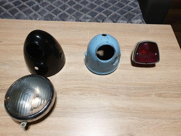 Dwie lampy do WSK