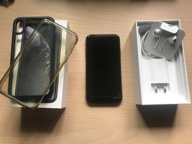 IPhone XR Preto 64 GB (Desbloqueado) + Extra (c/ NOVO)