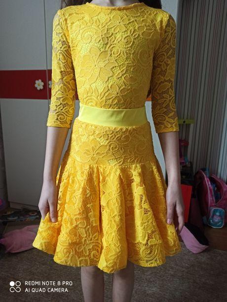 Платье для танцев134