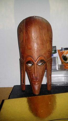 Африканская маска.