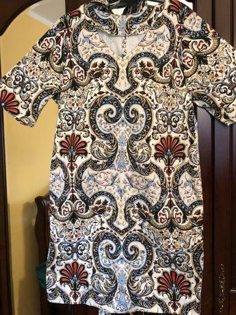 Sukienka jeansowa Cavalli