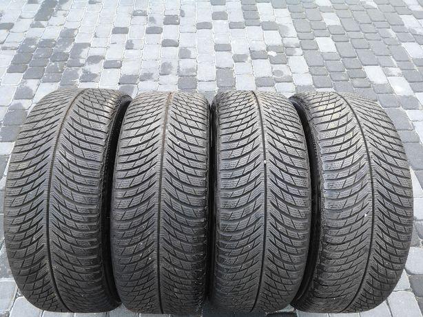 JAK NOWE Opony Michelin Pilot Alpin 5 - 235/50/19 - 2018R