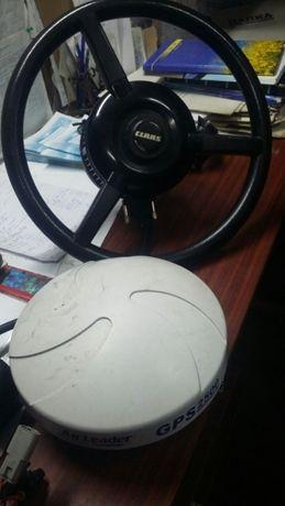 Навигация Claas подруливание, паралельное вождение