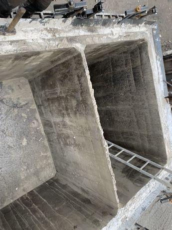 Szamba szambo betonowe dwukomorowe Kraków Wieliczka Wadowice Katowice