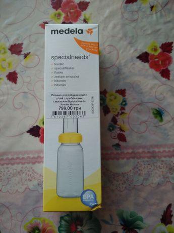 Пляшечка Medela для годування для дітей з проблемами смоктання