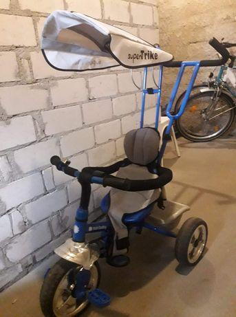 Rower trójkołwy