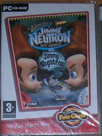 jimmy neutron nowa gra pc