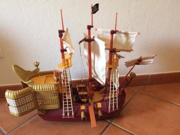 Disney peter pan barco