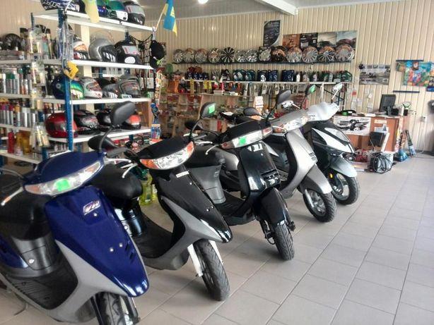 Мопеды скутера
