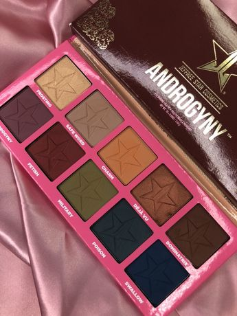 Jeffree Star Androgyny