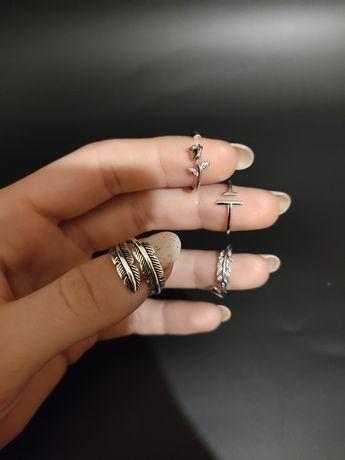 Серебряные кольца 925 пробы, серебро, колечко, кольцо