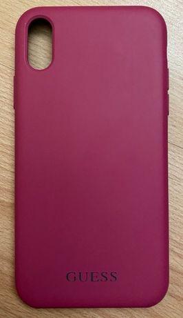 Obudowana telefon guess Iphone xr