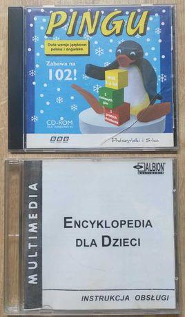 Programy dla Dzieci (Pingu i Encyklopedia)