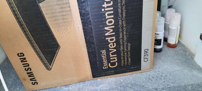 Новый Samsung CF390 27 дюймов
