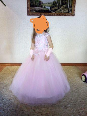 Сукня (плаття) нарядна бальна дитяча