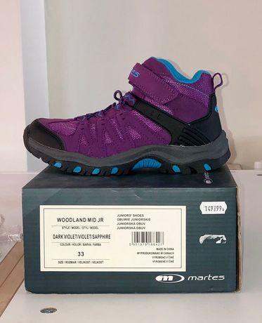 Trapery buty nad  kostkę - 33