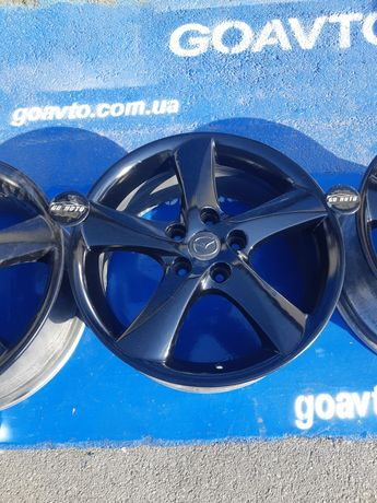 Goauto комплект дисков Mazda Honda 5/114.3 r17 et55 7j dia67.1 в хорош