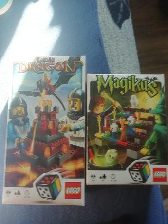 Gry lego lava dragon i magikus