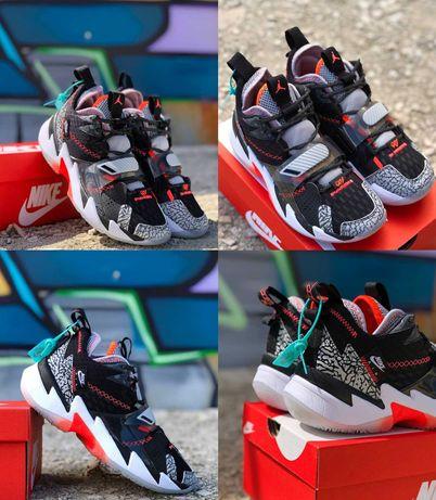 Мужские кроссовки Nike Air Jordan Why Not Zer0.3 40-45 Хит Сезона! Топ