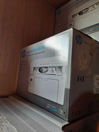 Принетр HP LaserJet PRO MFP М130а