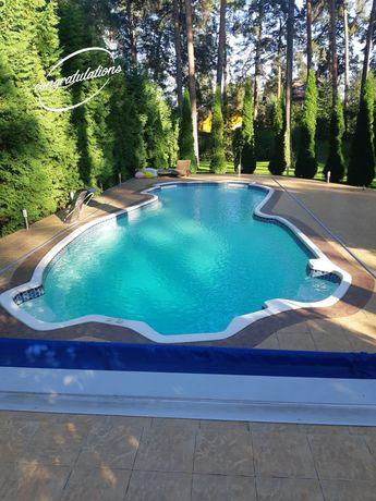 Підігрів басейну тепловим насосом