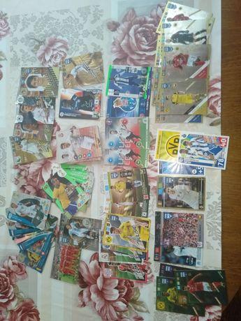 Sprzedam karty piłkarskie