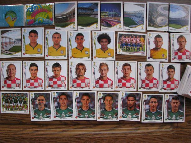 "PANINI Наклейки для альбома ""FIFA WORLD CUP BRAZIL 2014"""