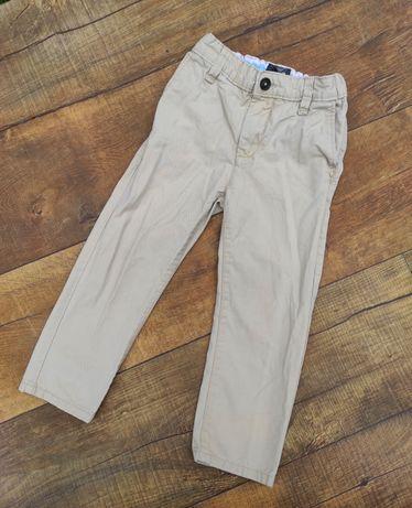 Брюки штаны 98-104см чиносы бежевые джинсы 3-4-5л для мальчика хлопчик